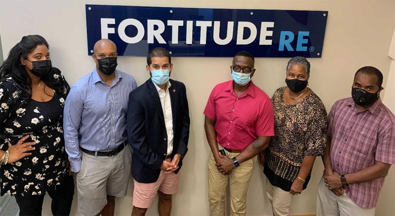 Fortitude Re CURB Bermuda September 2021