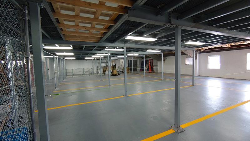 Island Self Storage Business Expands Facility Bermuda Sept 2021