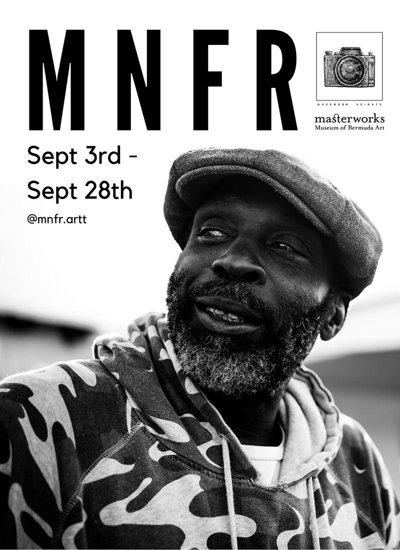 """Jayde Gibbons' """"MNFR"""" Bermuda Sept 2021"""