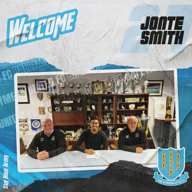 Jonte Smith Bermuda September 2021