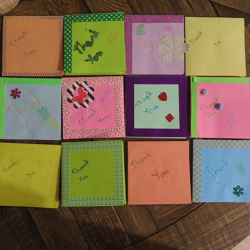 Kids Bring Hope Through Their Letters & Drawings Bermuda Sept 2021 4