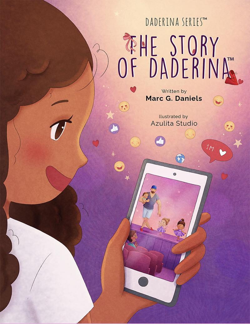 Marc Daniels' Daderina Book Bermuda Sept 2021 2