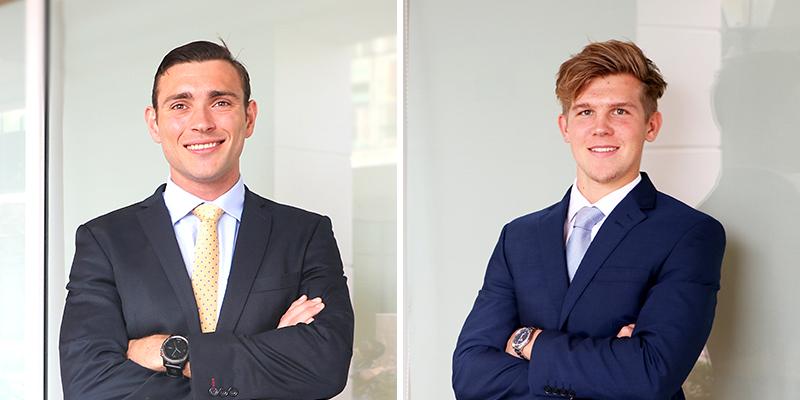 Matthew Viney & Christopher Alexander Bermuda Sept 2021