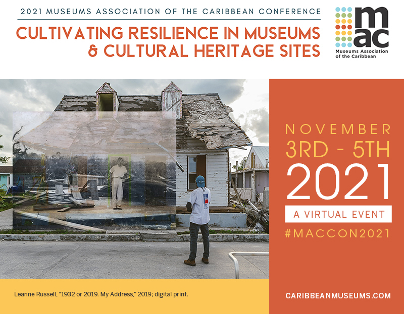 Museums Association of the Caribbean Conference Bermuda Sept 2021