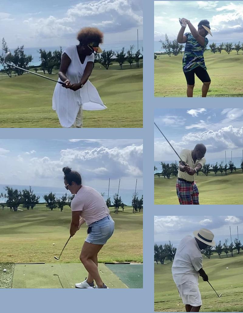 Port Royal Golf Clinic Bermuda Sept 2021 1