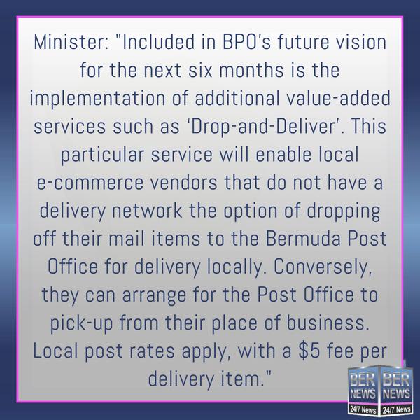 Post office Bernews IG square sept 24 2021 Base Pink Blue
