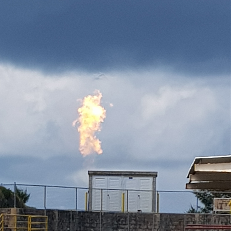 RUBiS flaring operations Bermuda Sept 2021 (1)
