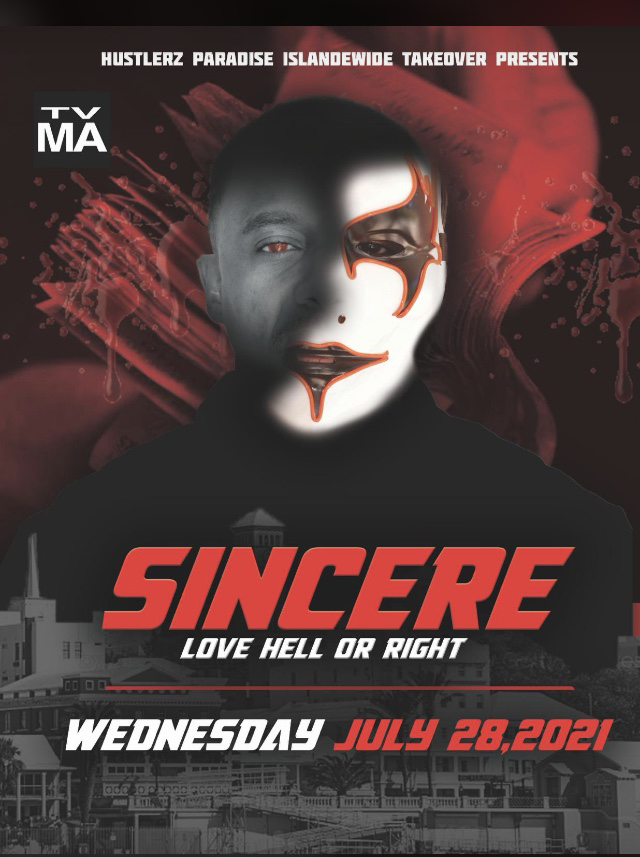 Sincere, Love Hell Or Right Movie Bermuda Sept 2021