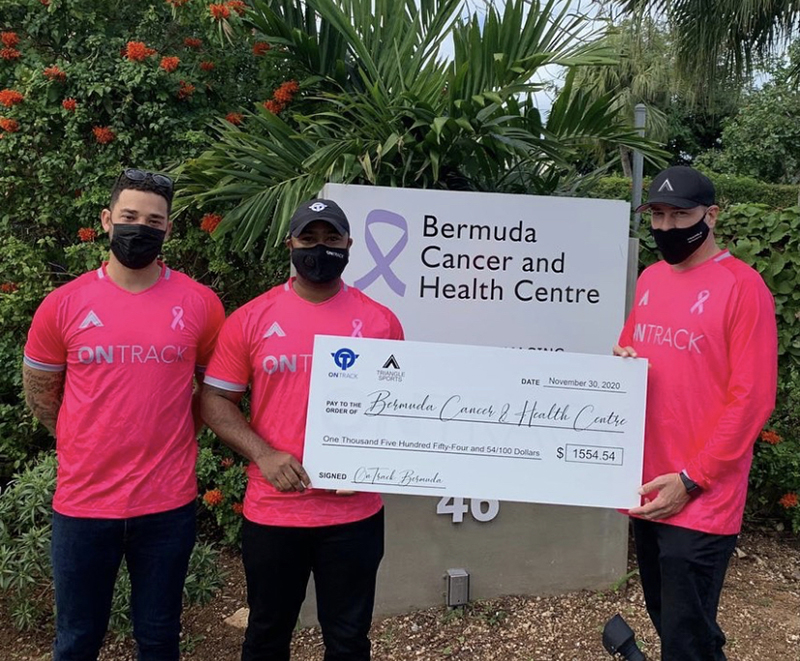 Sporting Company OnTrack Partners With BCHC Bermuda Sept 2021