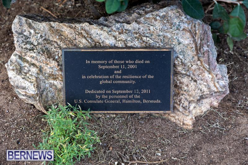 US Consulate Bermuda 9 11 Memorial 20 years September 11 2021 (1)