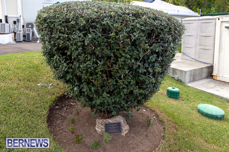 US Consulate Bermuda 9 11 Memorial 20 years September 11 2021 (2)
