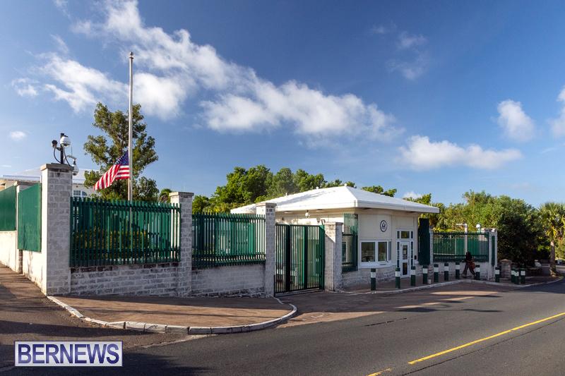 US Consulate Bermuda 9 11 Memorial 20 years September 11 2021 (3)