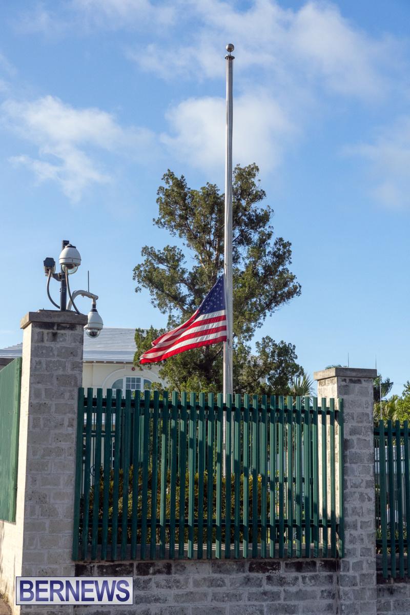 US Consulate Bermuda 9 11 Memorial 20 years September 11 2021 (4)
