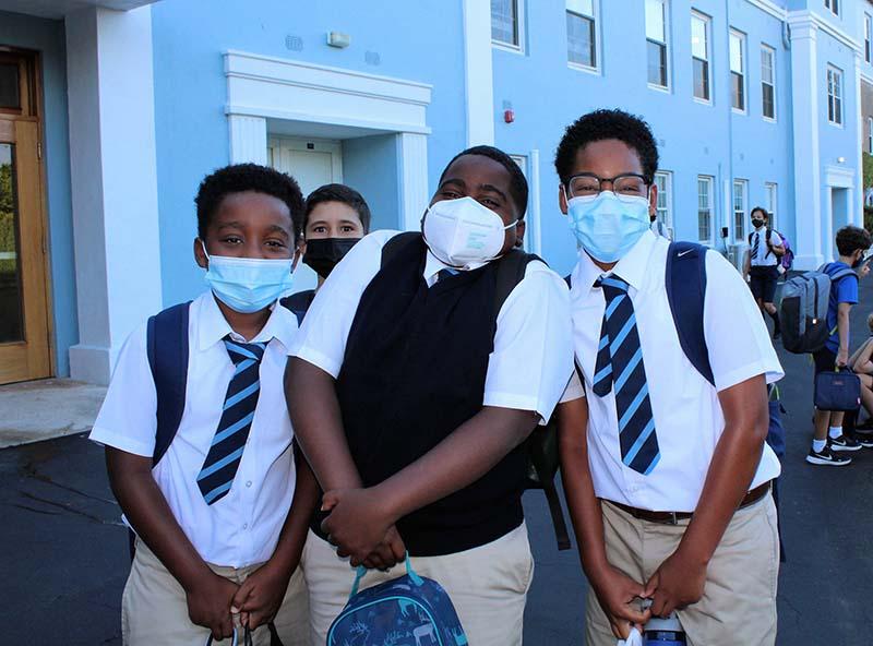Warwick Academy Back To School Bermuda Sept 2021 1