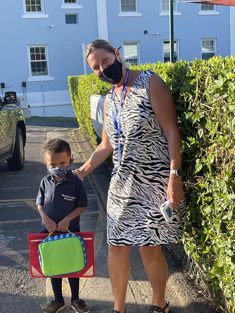 Warwick Academy Back To School Bermuda Sept 2021 14