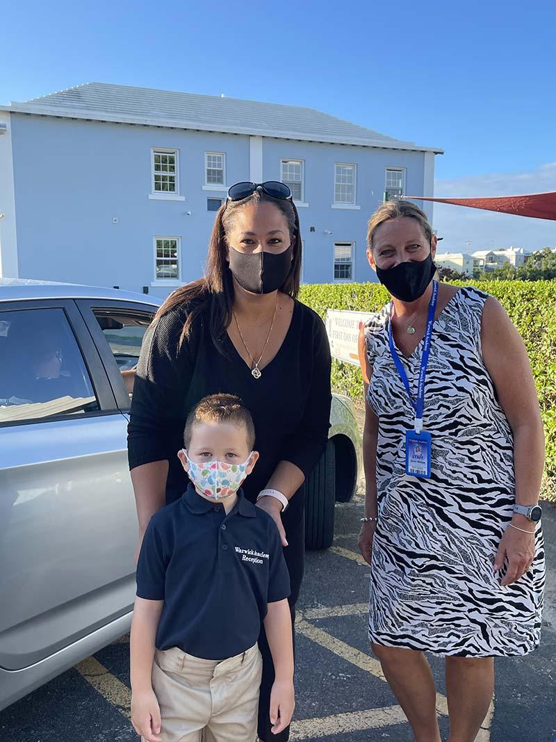 Warwick Academy Back To School Bermuda Sept 2021 15