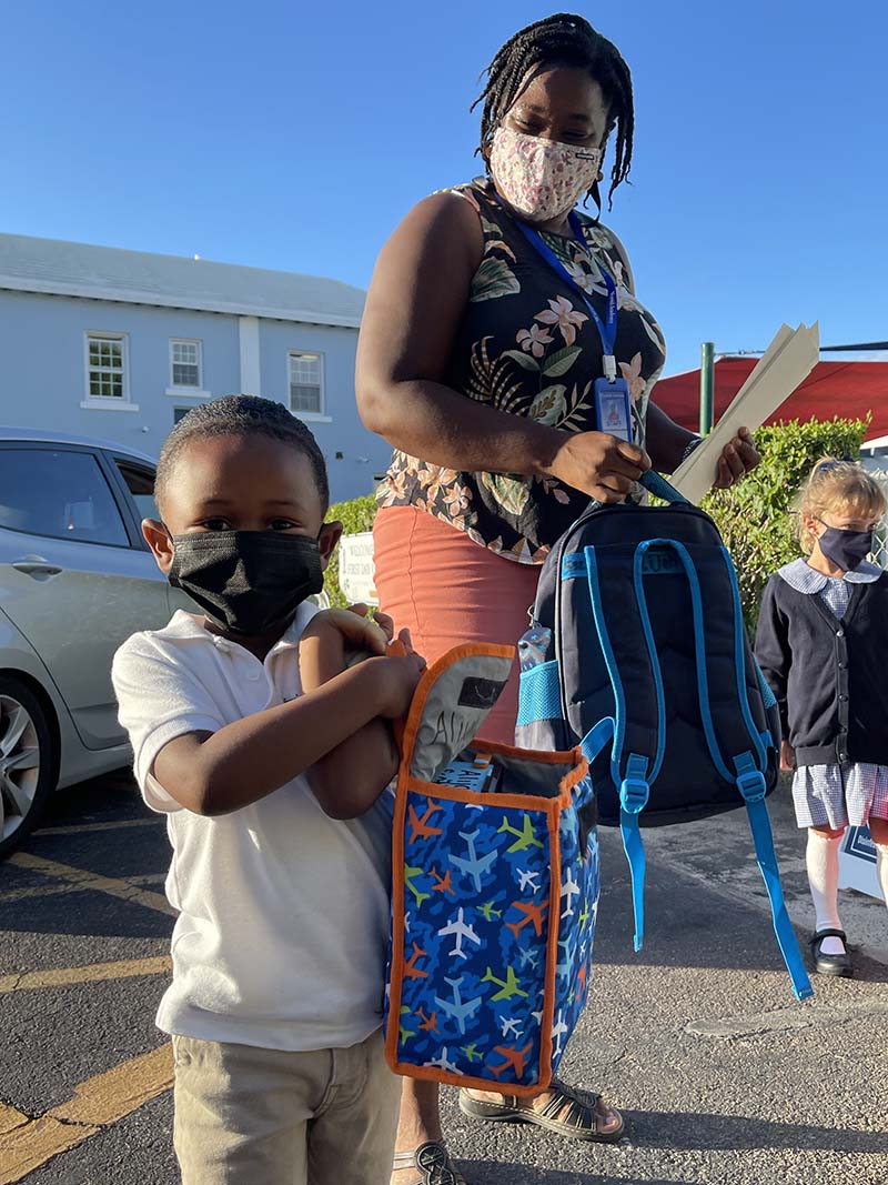 Warwick Academy Back To School Bermuda Sept 2021 16