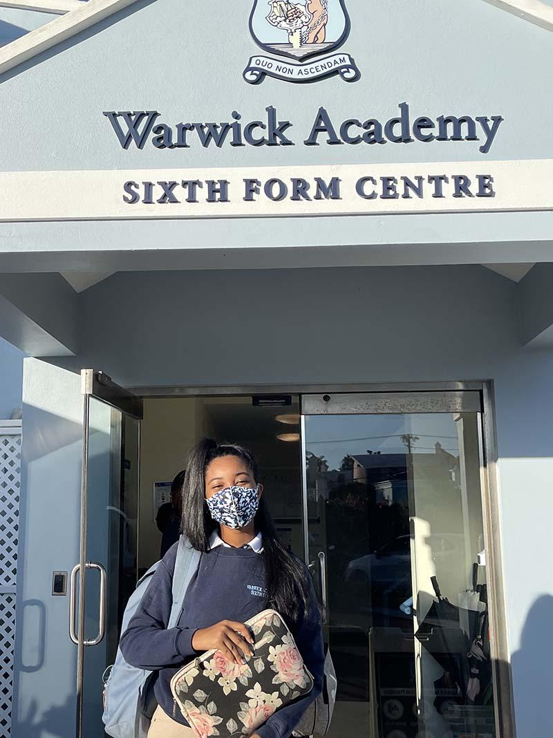 Warwick Academy Back To School Bermuda Sept 2021 17