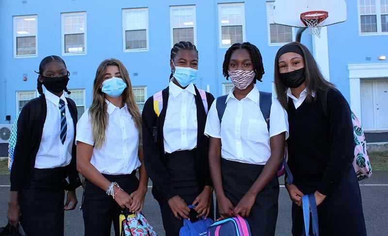Warwick Academy Back To School Bermuda Sept 2021 2