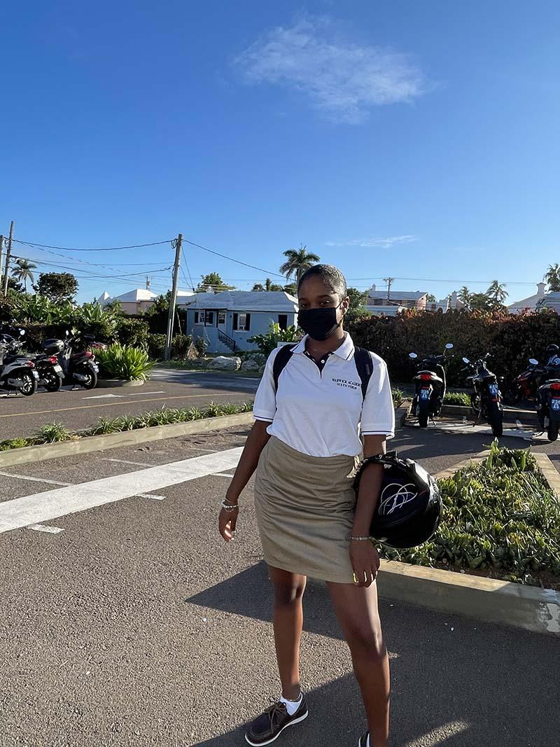 Warwick Academy Back To School Bermuda Sept 2021 20