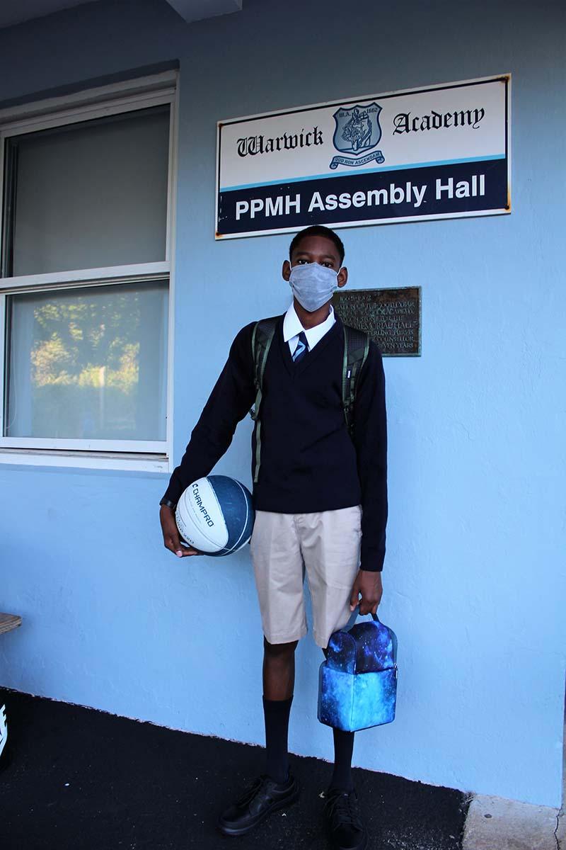 Warwick Academy Back To School Bermuda Sept 2021 22