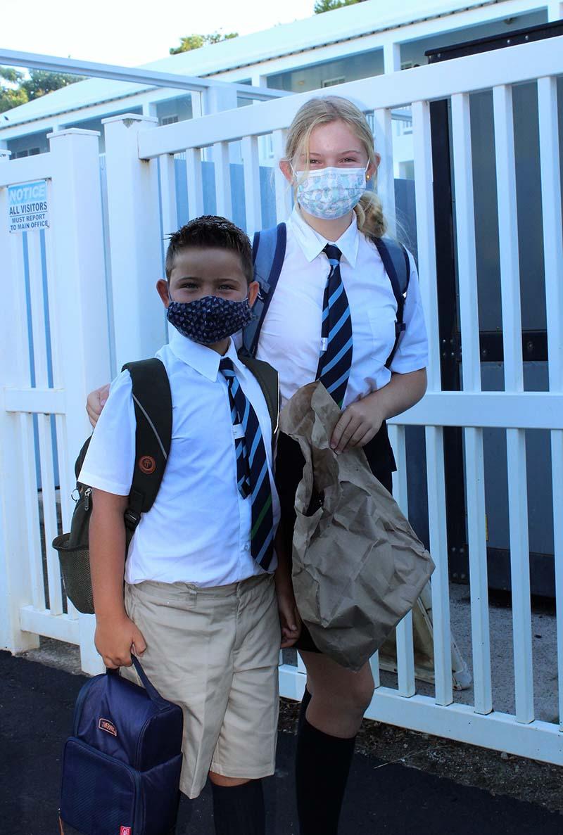 Warwick Academy Back To School Bermuda Sept 2021 24