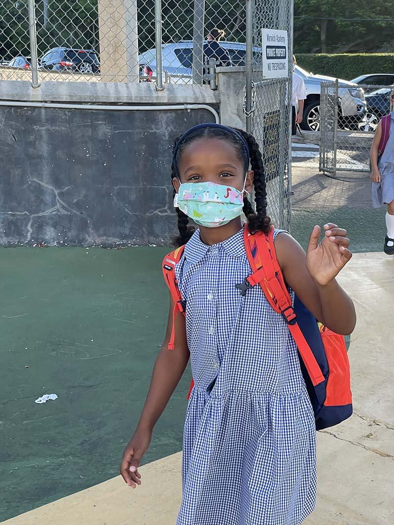 Warwick Academy Back To School Bermuda Sept 2021 27