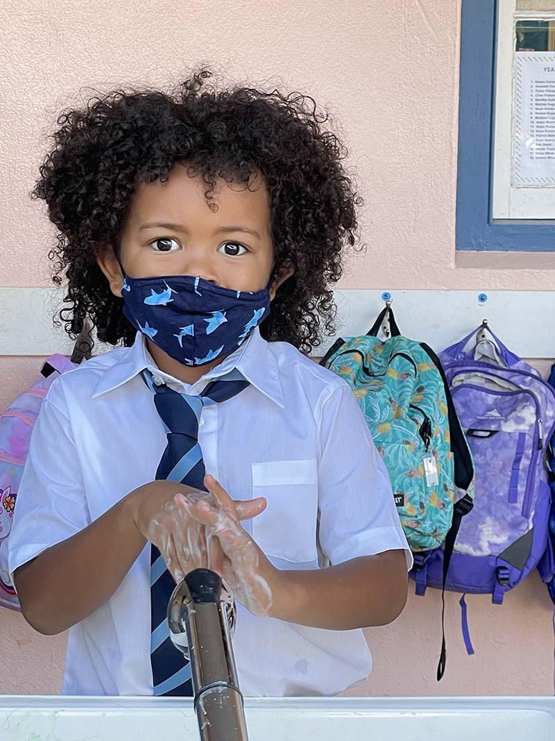 Warwick Academy Back To School Bermuda Sept 2021 29