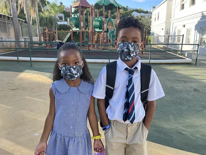 Warwick Academy Back To School Bermuda Sept 2021 3