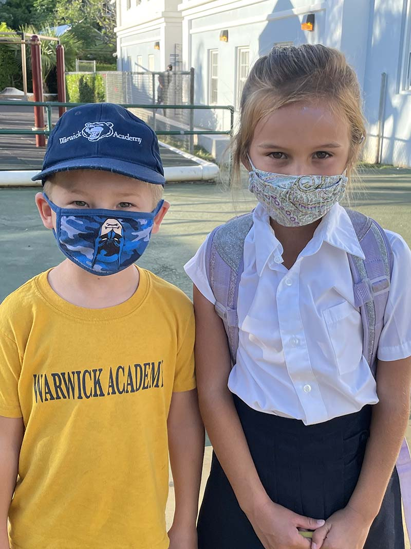 Warwick Academy Back To School Bermuda Sept 2021 34