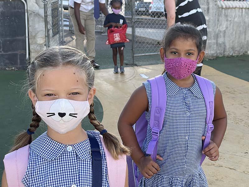 Warwick Academy Back To School Bermuda Sept 2021 8