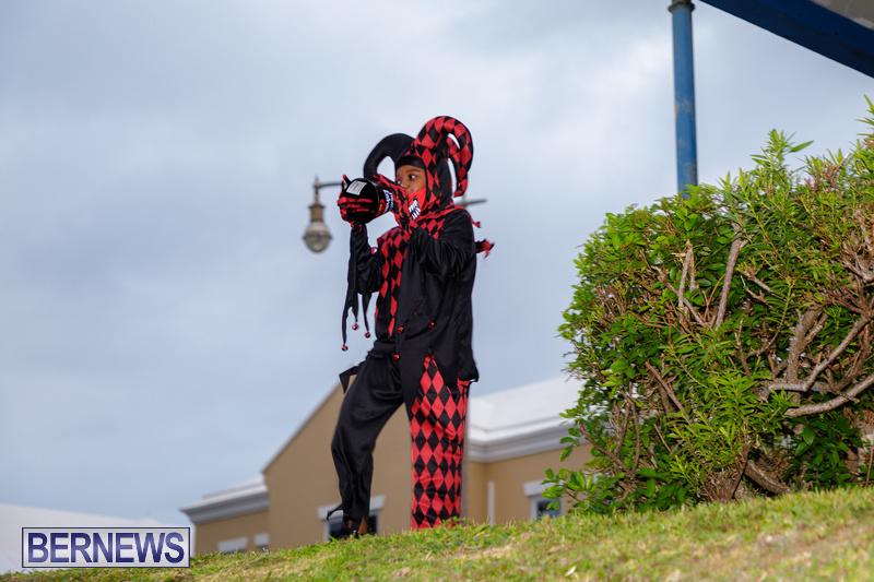 BBBS Halloween event Bermuda 2020 October 31 (11)