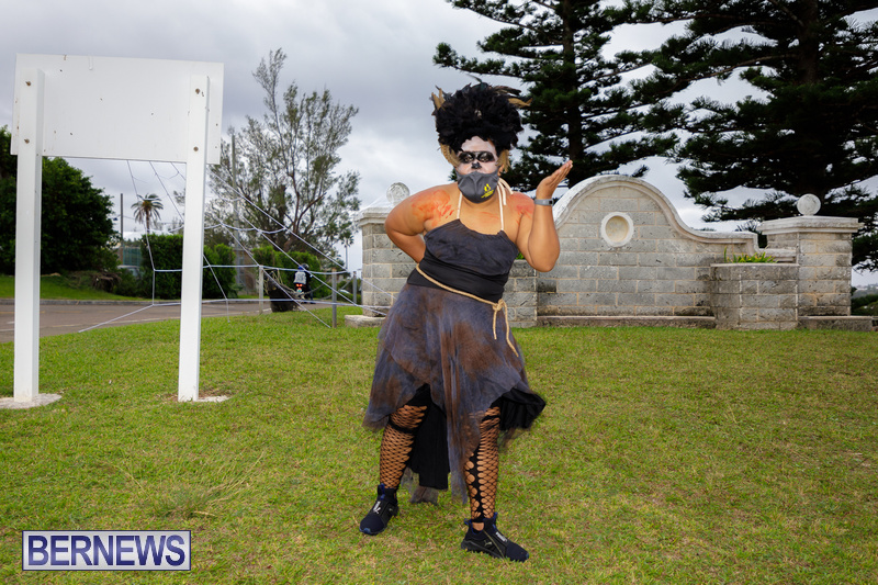 BBBS Halloween event Bermuda 2020 October 31 (12)