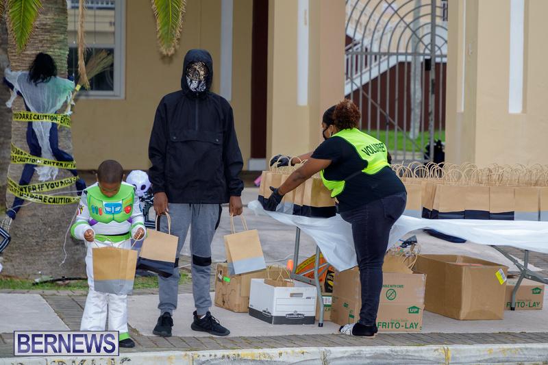BBBS Halloween event Bermuda 2020 October 31 (14)