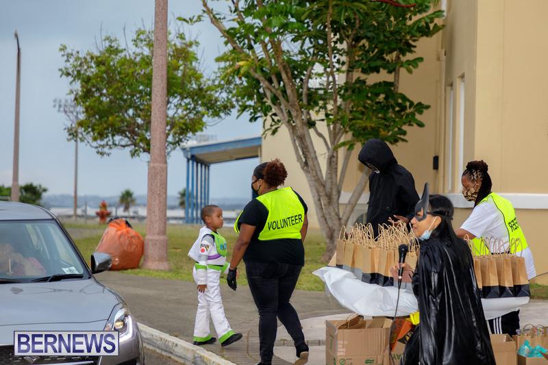 BBBS Halloween event Bermuda 2020 October 31 (18)