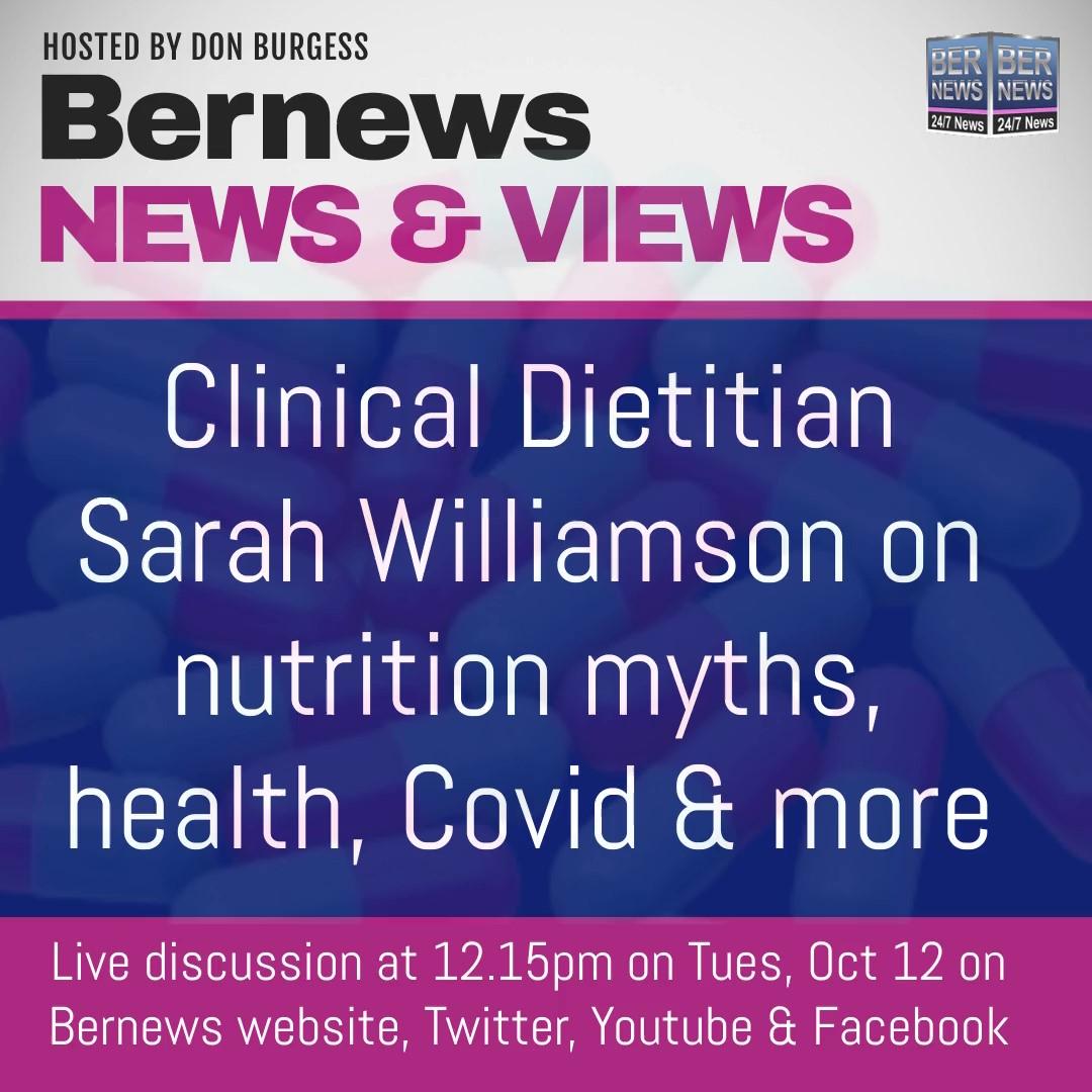 BNV Sarah Williamson Bermuda October 2021