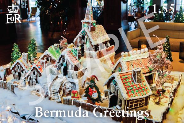 Bermuda Greetings Christmas Stamps Oct 13 2021 (2)