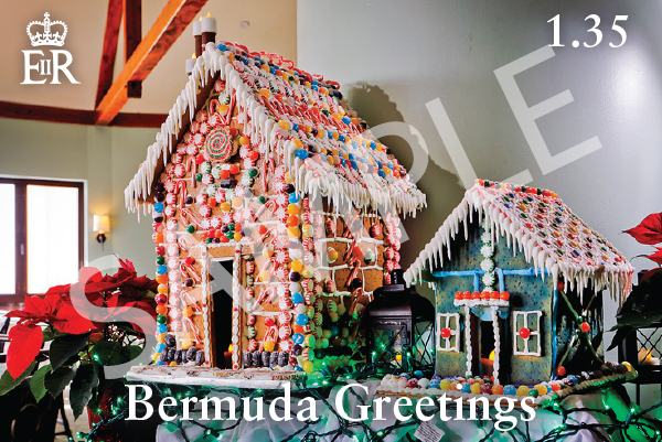 Bermuda Greetings Christmas Stamps Oct 13 2021 (3)