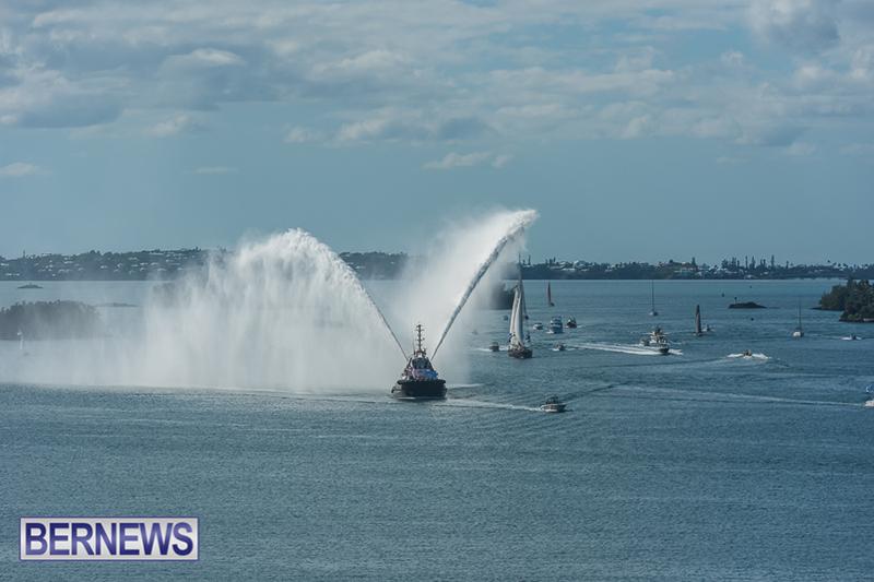 Bermuda Sloop Foundation Flotilla Bermuda Oct 3 2021 (1)