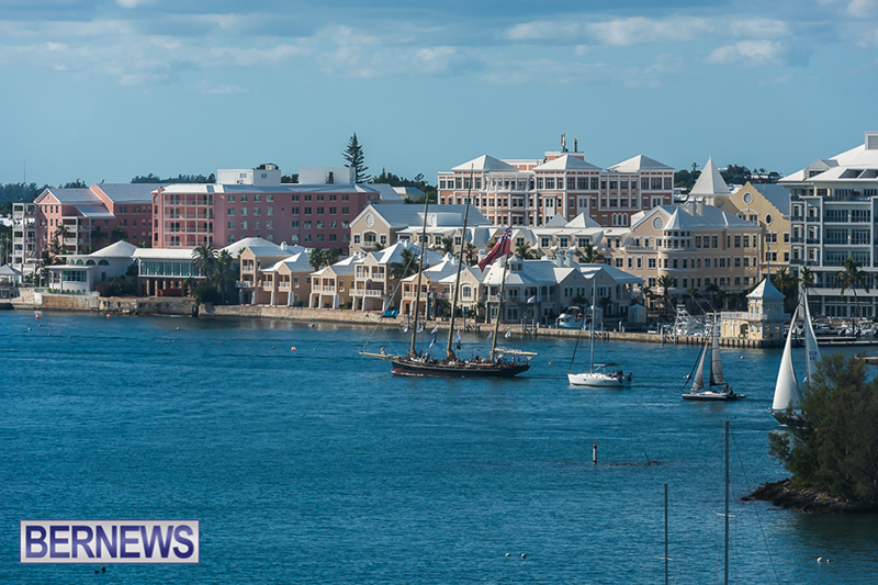 Bermuda Sloop Foundation Flotilla Bermuda Oct 3 2021 (10)