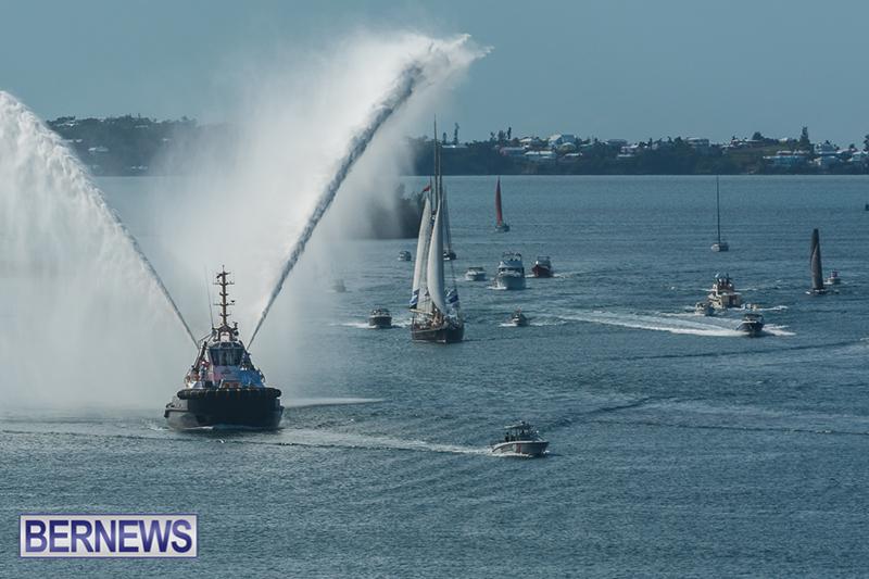 Bermuda Sloop Foundation Flotilla Bermuda Oct 3 2021 (2)