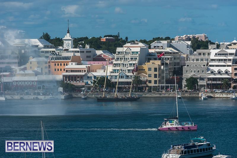 Bermuda Sloop Foundation Flotilla Bermuda Oct 3 2021 (6)