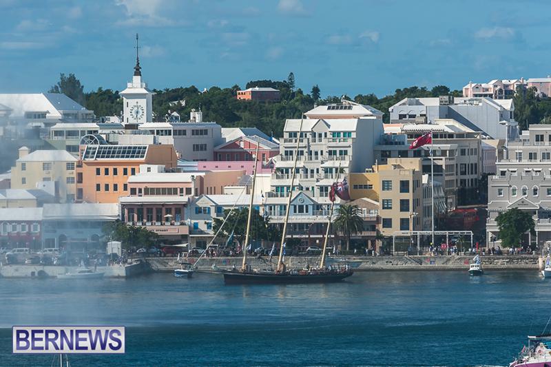 Bermuda Sloop Foundation Flotilla Bermuda Oct 3 2021 (7)