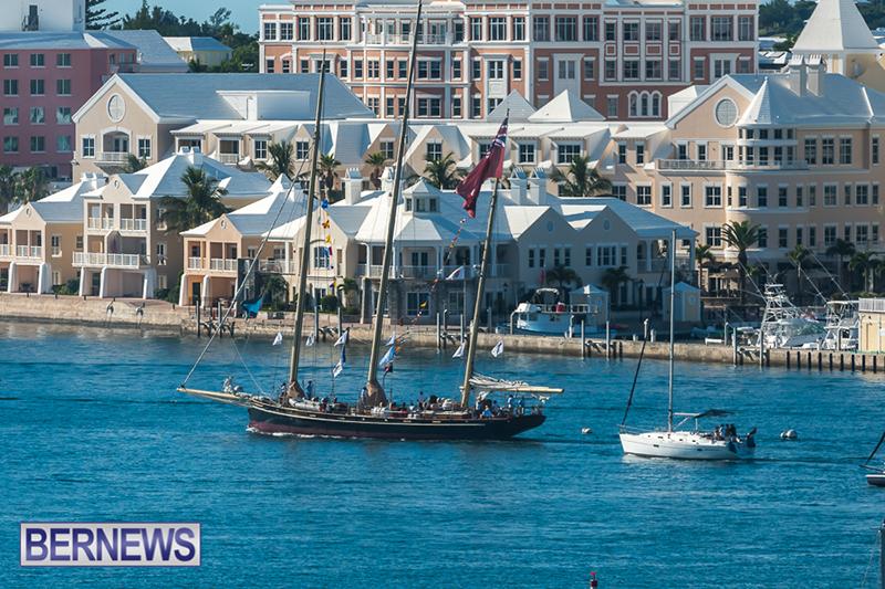Bermuda Sloop Foundation Flotilla Bermuda Oct 3 2021 (9)