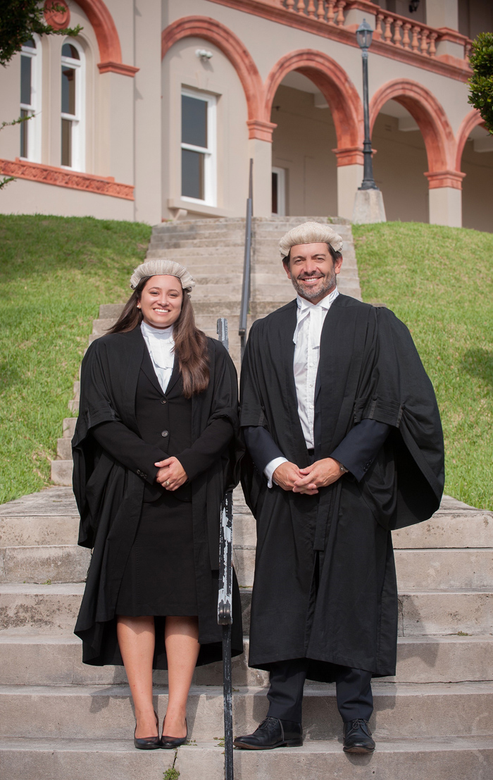 Izabella Arnold and Peter Dunlop Bermuda October 2021