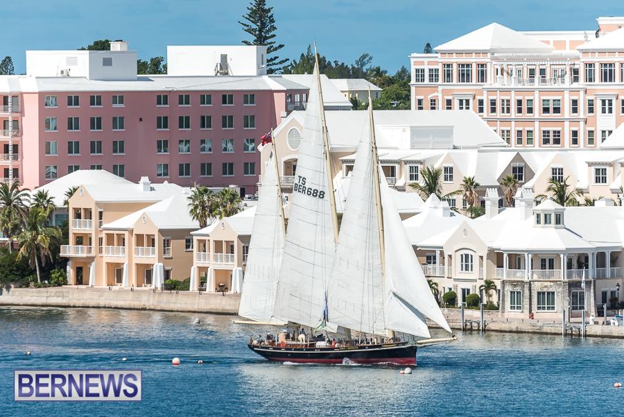 Spirit Of Bermuda Oct 8 2021 10