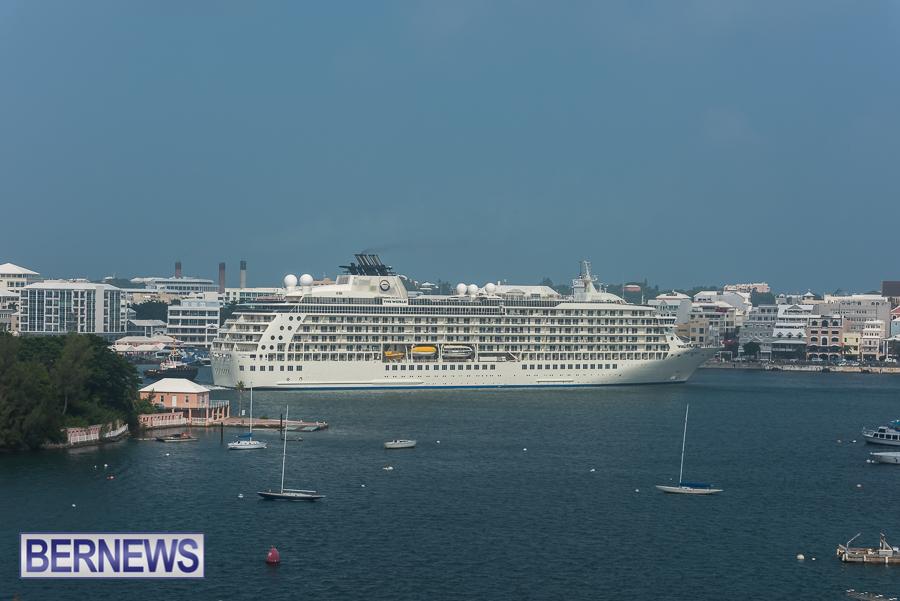 The World Cruise Ship Bermuda Oct 2021 6