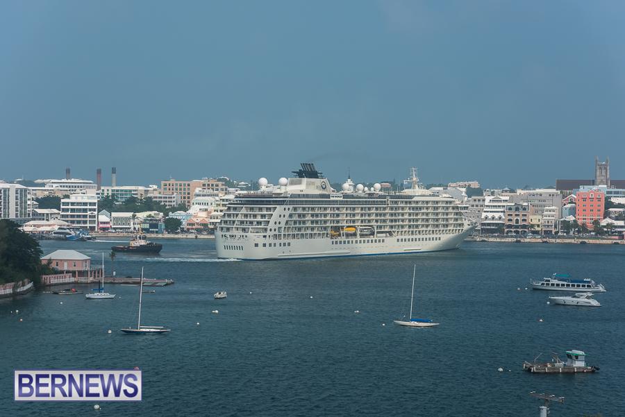 The World Cruise Ship Bermuda Oct 2021 8