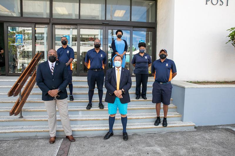 World Post Day Bermuda Oct 2021