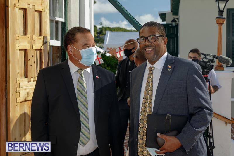 2020-Parliament-Throne-Speech-400th-Anniversary-Bermuda-St-George-DF-Bernews-1